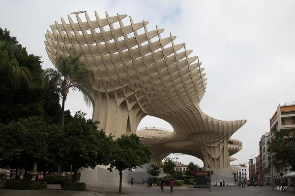 Séville - El Parasol