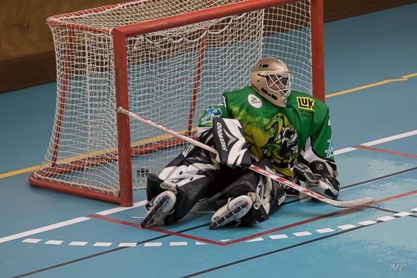 Match de Roller-Hockey