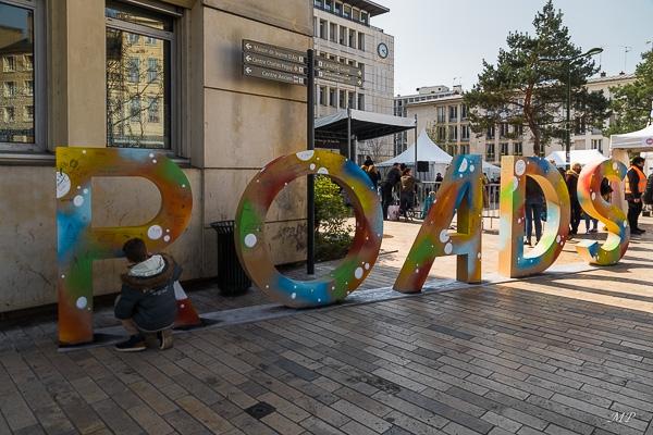 Street Art à Orléans