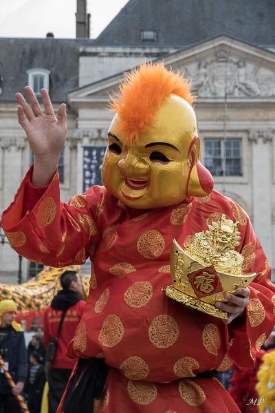 Nouvel an chinois à Orléans
