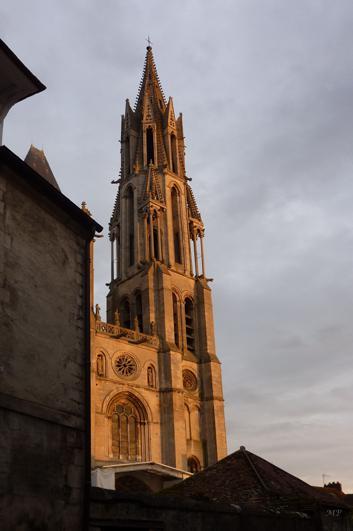 Cathédrale gothique de Senlis (Oise)