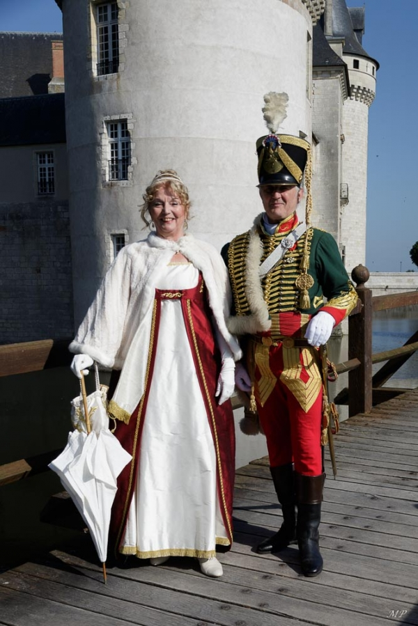 Heures historiques à Sully-sur-Loire