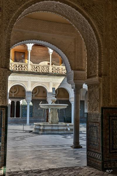 Séville - Casa de Pilatos
