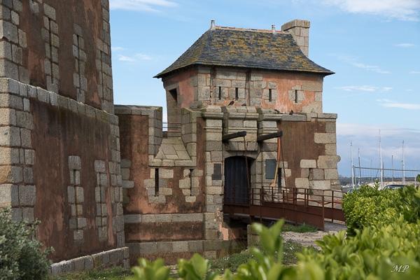 La Bretagne - Camaret sur la Presqu'île du Crozon
