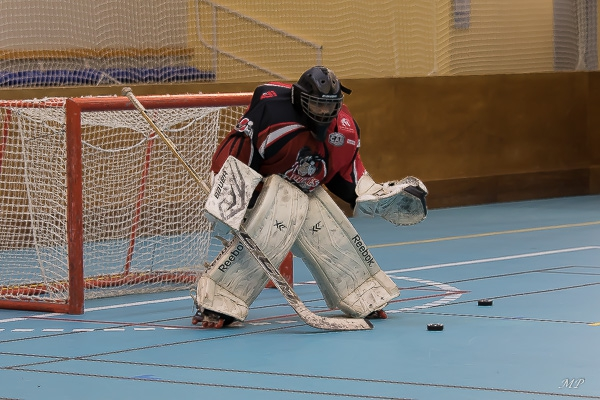 Match de Roller-Hockey