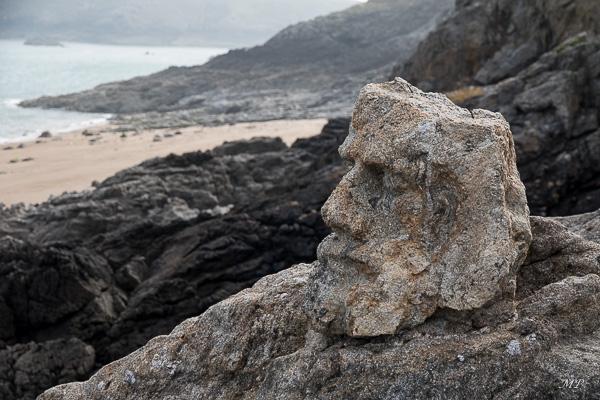Rotheneuf - les rochers sculptés