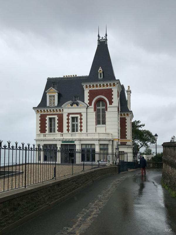 Dinard - Villa Les Roches Brunes