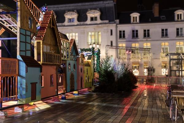 Orléans- marché de Noël