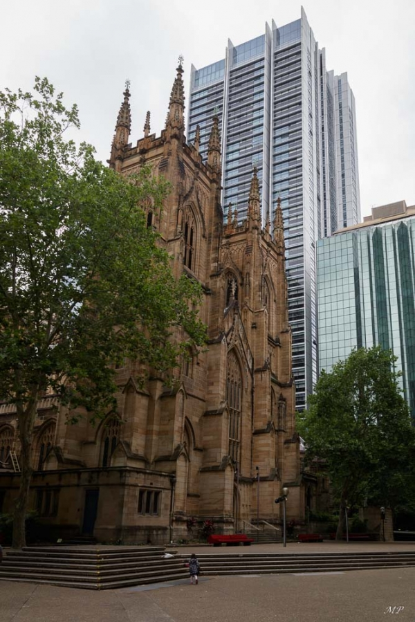 Sydney - Cathedrale St Andrew