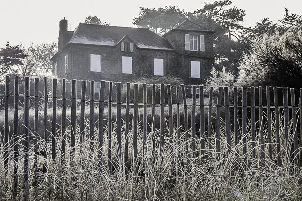 La maison de Colette à St Coulomb