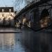 Saint-Hilaire : Sous le Pont St Nicolas
