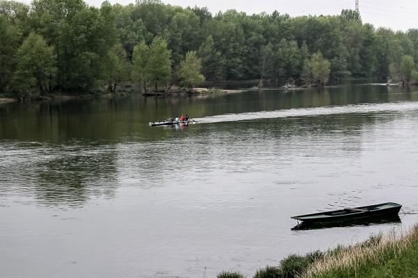 La Loire à Combleux (45)