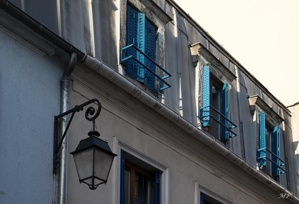 Rues secrètes de Paris