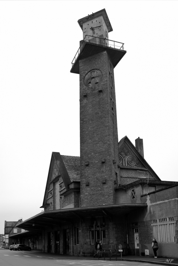 La gare de Dinan