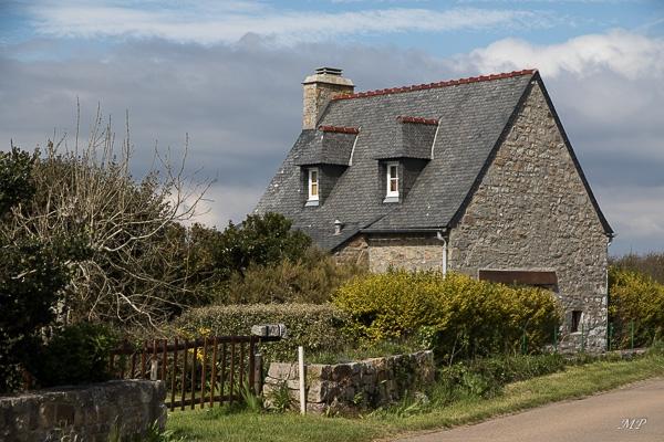 La Bretagne - Presqu'île du Crozon