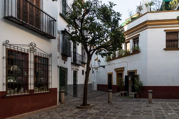 Séville - Santa Cruz