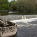 Escalier à poissons sur l'Aulne à Pénarpont