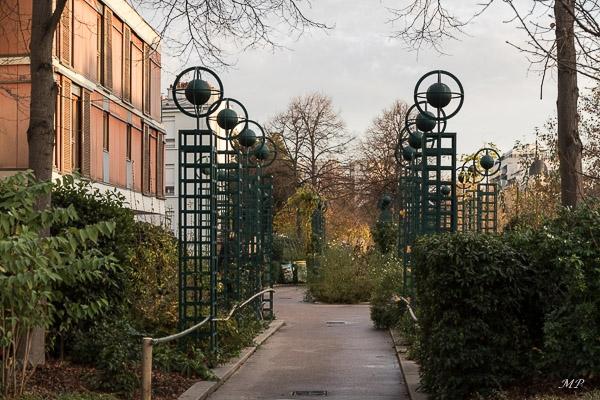 La coulée verte de Paris