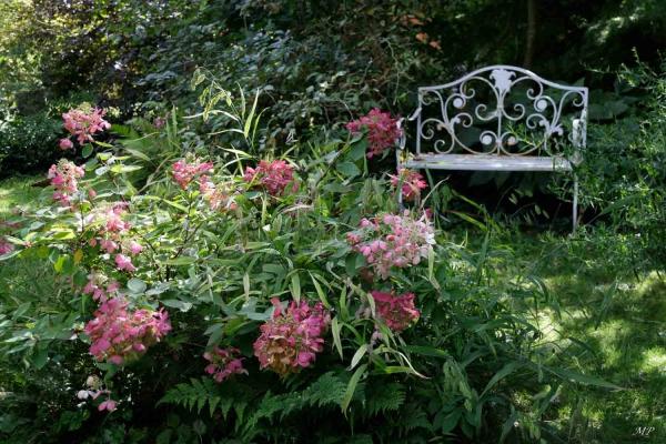 Le jardin de Chantal à Jouy-le-Pothier (45)