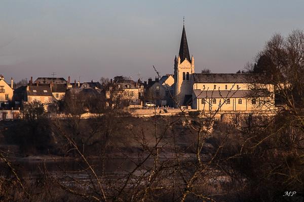 L'église de la Chapelle-Saint-Mesmin